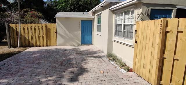 1207 NE 13th Street, Fort Lauderdale, FL 33304 (#RX-10707596) :: Real Treasure Coast