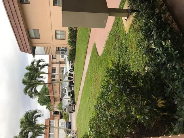 351 W Brittany H, Delray Beach, FL 33446 (#RX-10707603) :: Baron Real Estate