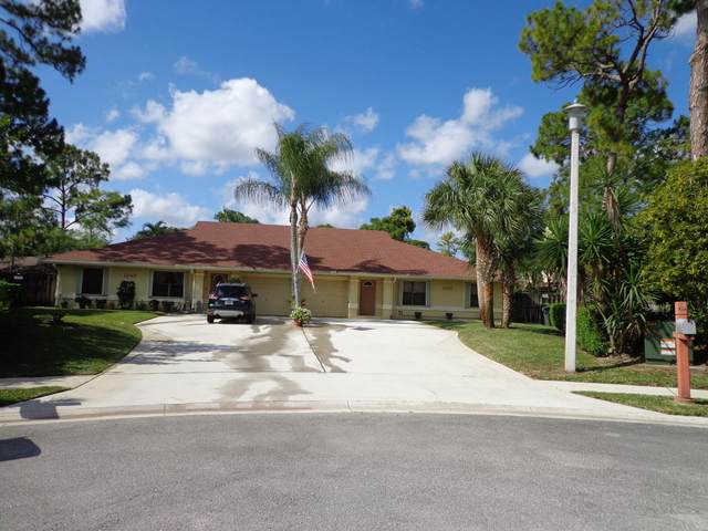 1241 Staghorn Court, Wellington, FL 33414 (MLS #RX-10707614) :: The Jack Coden Group