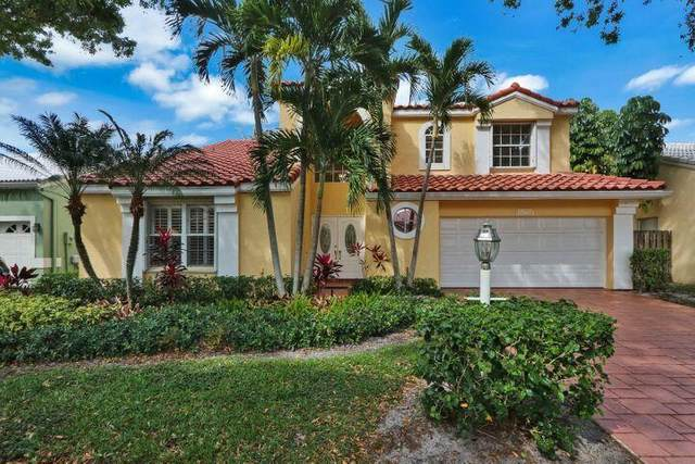 10149 Aspen Way, Palm Beach Gardens, FL 33410 (#RX-10707640) :: Dalton Wade