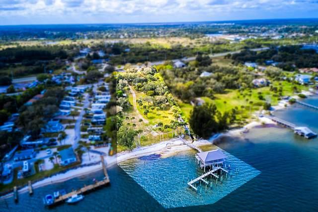 11360 S Indian River Drive, Sebastian, FL 32958 (MLS #RX-10707654) :: The Paiz Group
