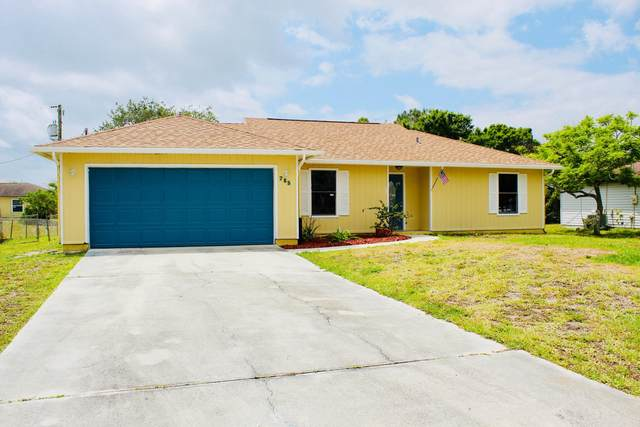 785 2nd Place SW, Vero Beach, FL 32962 (MLS #RX-10707663) :: The Jack Coden Group