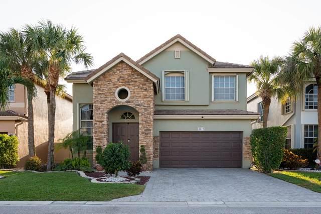 6917 Sea Daisy Drive, Lake Worth, FL 33462 (MLS #RX-10707668) :: The Jack Coden Group