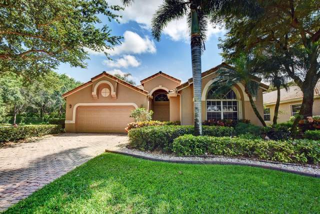 10081 Diamond Lake Drive, Boynton Beach, FL 33437 (#RX-10707670) :: Dalton Wade