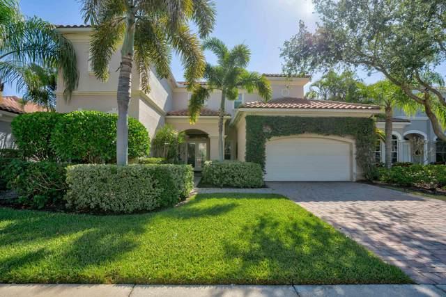 106 Siesta Way, Palm Beach Gardens, FL 33418 (#RX-10707680) :: Dalton Wade