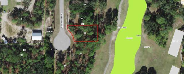 50 Highwood Path, Homosassa, FL 34446 (#RX-10707703) :: Baron Real Estate