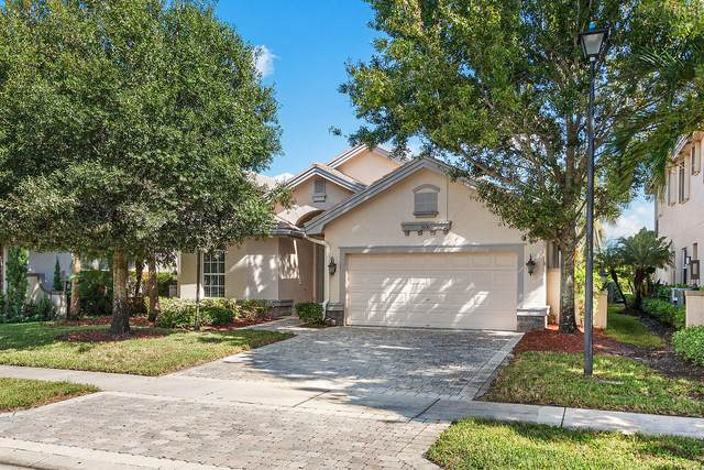 3606 Royalle Terrace, Wellington, FL 33449 (MLS #RX-10707715) :: The Jack Coden Group