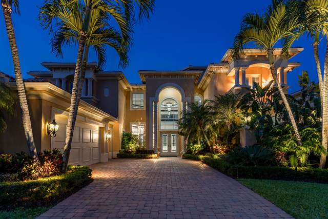 16241 Andalucia Lane, Delray Beach, FL 33446 (MLS #RX-10707731) :: Dalton Wade Real Estate Group