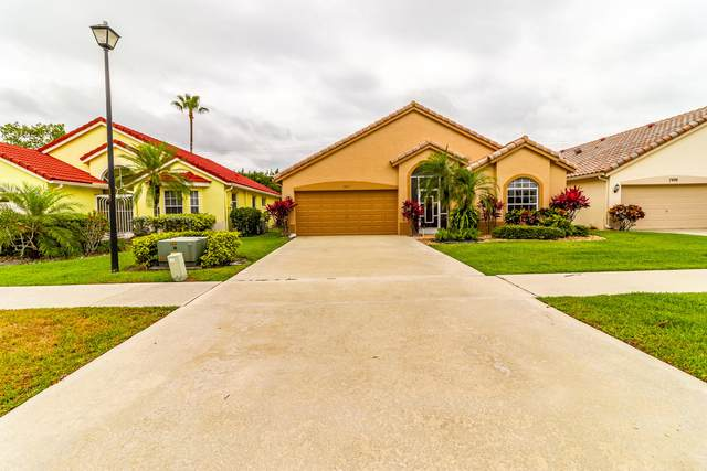 7894 S Stirling Bridge Boulevard S, Delray Beach, FL 33446 (#RX-10707738) :: Heather Towe | Keller Williams Jupiter