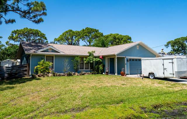 5707 Myrtle Drive, Fort Pierce, FL 34982 (MLS #RX-10707748) :: The Paiz Group