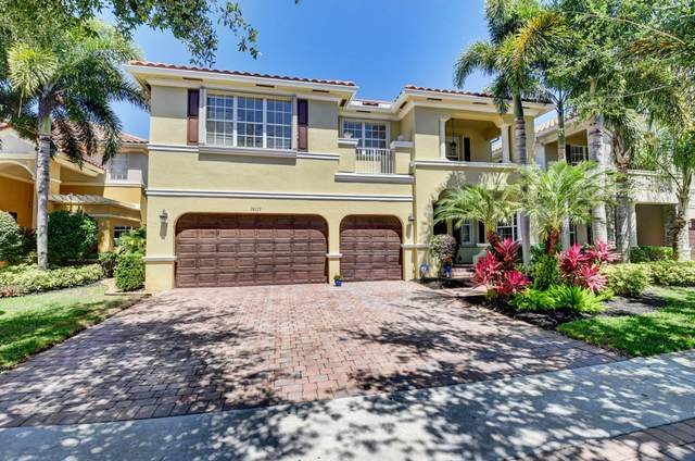 10117 Cobblestone Creek Drive, Boynton Beach, FL 33472 (MLS #RX-10707751) :: Dalton Wade Real Estate Group