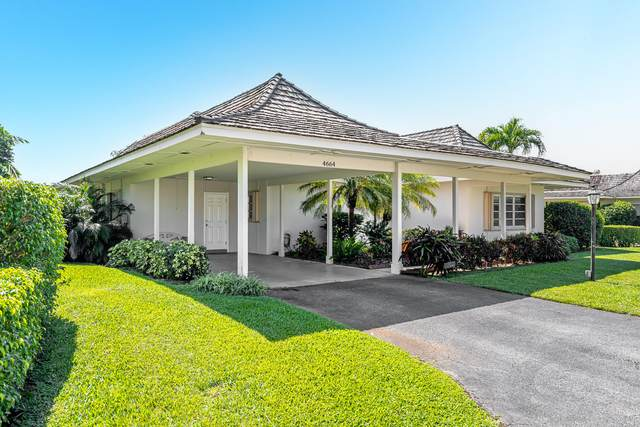 4664 Bonsai Drive, Boynton Beach, FL 33436 (#RX-10707787) :: Dalton Wade