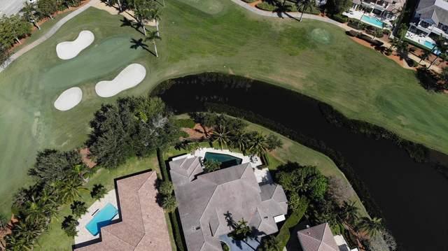 117 Thatch Palm Cove, Boca Raton, FL 33432 (MLS #RX-10707795) :: Berkshire Hathaway HomeServices EWM Realty