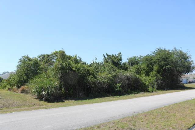 3874 SW Hall Street, Port Saint Lucie, FL 34953 (#RX-10707802) :: Dalton Wade
