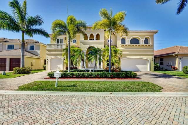 6657 Cobia Circle, Boynton Beach, FL 33437 (#RX-10707809) :: Dalton Wade