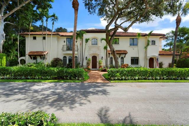 745 Oleander Street, Boca Raton, FL 33486 (#RX-10707840) :: Dalton Wade
