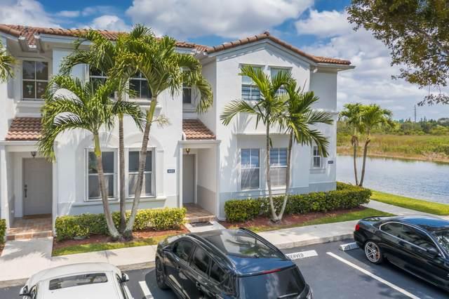 4083 SW 156th Avenue #203, Miramar, FL 33027 (MLS #RX-10707846) :: Berkshire Hathaway HomeServices EWM Realty