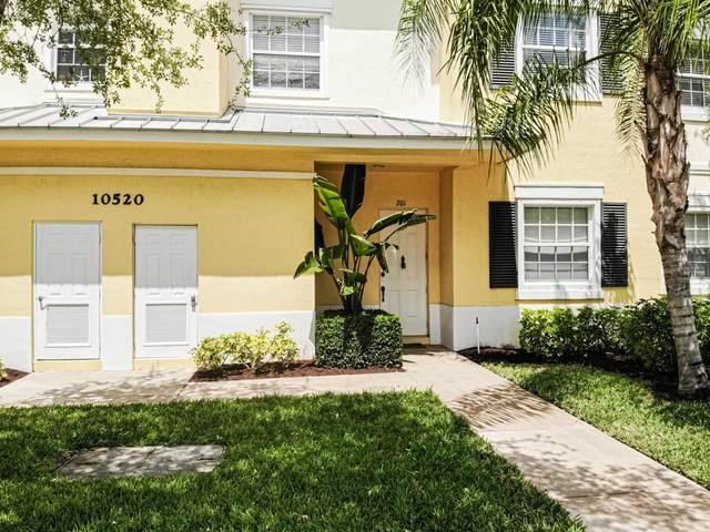 10520 SW Stephanie Way 2-201, Port Saint Lucie, FL 34987 (#RX-10707850) :: Dalton Wade