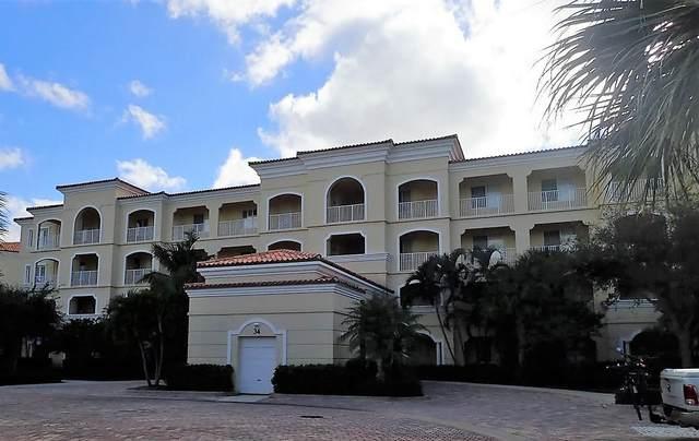 34 Harbour Isle Drive W #105, Fort Pierce, FL 34949 (#RX-10707856) :: Real Treasure Coast