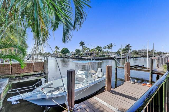 371 SE 5th Avenue, Pompano Beach, FL 33060 (#RX-10707859) :: Dalton Wade