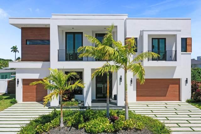731 NE 69th Street, Boca Raton, FL 33487 (MLS #RX-10707900) :: Berkshire Hathaway HomeServices EWM Realty