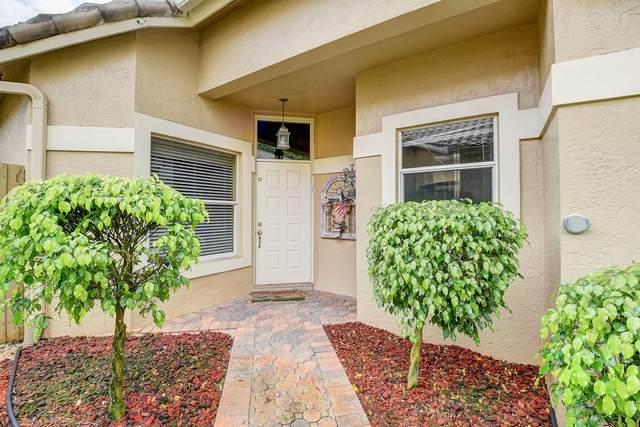 6608 NW 27th Avenue, Boca Raton, FL 33496 (#RX-10707907) :: Dalton Wade