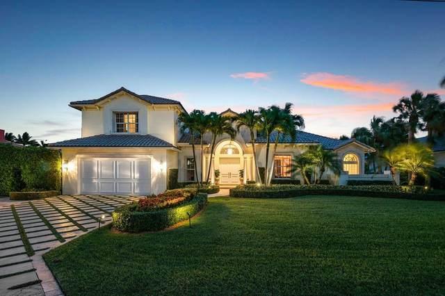 18 Sabal Island Drive, Ocean Ridge, FL 33435 (#RX-10707913) :: Posh Properties