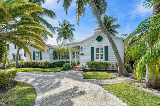 326 Monceaux Road, West Palm Beach, FL 33405 (MLS #RX-10707915) :: The Jack Coden Group