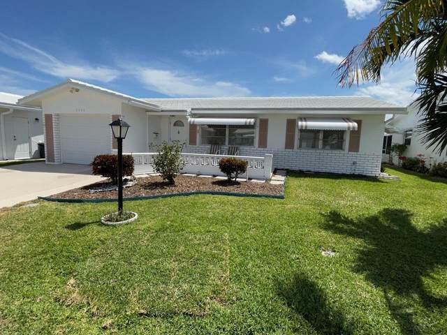 2300 SW 20th Terrace, Boynton Beach, FL 33426 (#RX-10707932) :: Dalton Wade