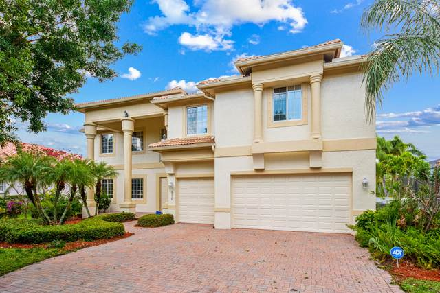4770 SW Long Bay Drive, Palm City, FL 34990 (#RX-10707934) :: Michael Kaufman Real Estate