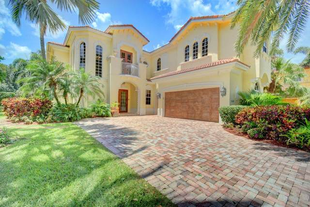 16318 Braeburn Ridge Trail, Delray Beach, FL 33446 (MLS #RX-10707960) :: The Jack Coden Group