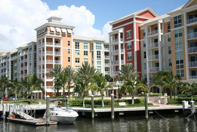 806 E Windward Way #216, Lantana, FL 33462 (MLS #RX-10707977) :: Berkshire Hathaway HomeServices EWM Realty