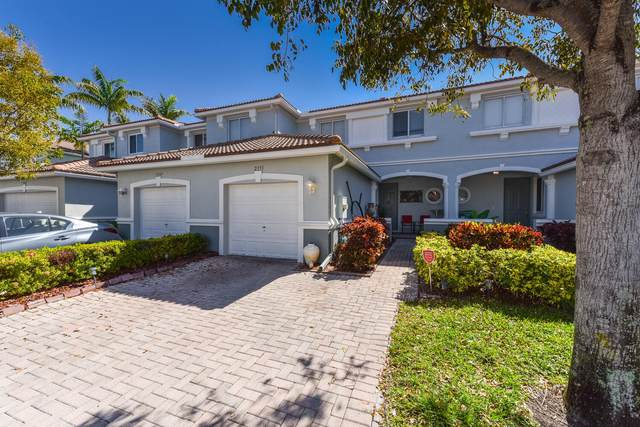 2351 Center Stone Lane #2351, Riviera Beach, FL 33404 (MLS #RX-10707998) :: The Paiz Group