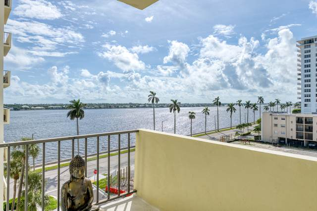 1501 S Flagler Drive 6G, West Palm Beach, FL 33401 (#RX-10708008) :: Ryan Jennings Group