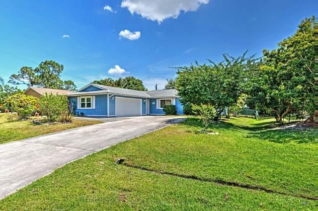 230 SW Starflower Avenue, Port Saint Lucie, FL 34984 (MLS #RX-10708016) :: The Paiz Group