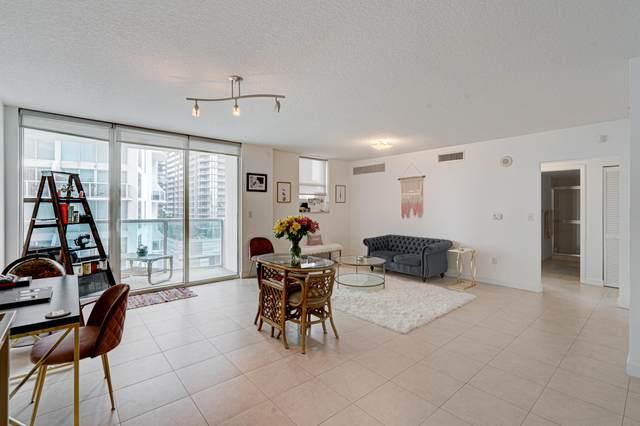 31 SE 5th Street #1711, Miami, FL 33131 (MLS #RX-10708055) :: Castelli Real Estate Services