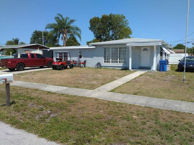 1441 W Jennings Street, Lantana, FL 33462 (MLS #RX-10708056) :: Miami Villa Group