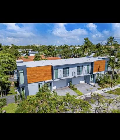 925 NE 6 St Street, Fort Lauderdale, FL 33304 (MLS #RX-10708077) :: The Paiz Group