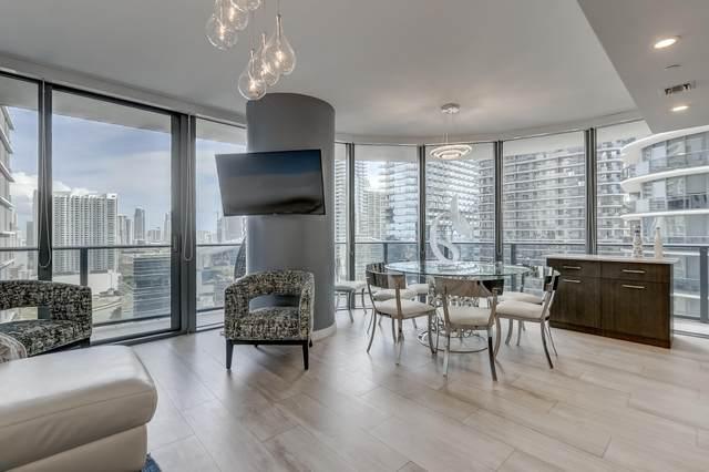 55 SW 9th Street #2201, Miami, FL 33130 (MLS #RX-10708083) :: Castelli Real Estate Services