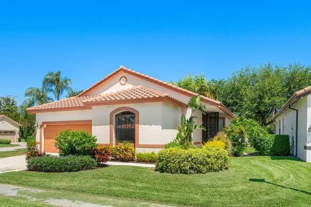 10038 Lexington Circle N, Boynton Beach, FL 33436 (MLS #RX-10708107) :: The Jack Coden Group