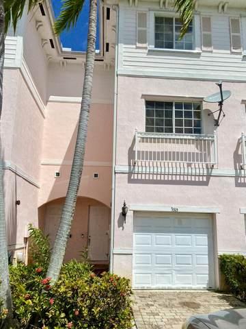 3513 NW 14 Court #3513, Lauderhill, FL 33311 (MLS #RX-10708112) :: Castelli Real Estate Services