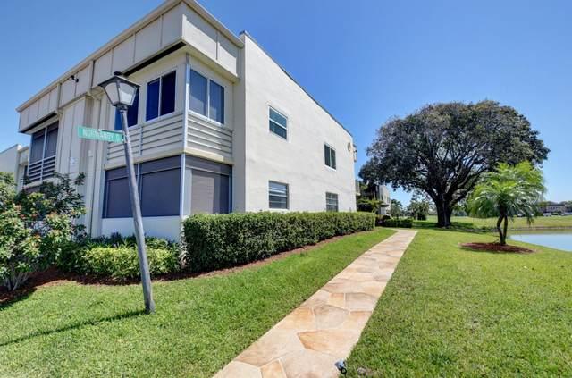 696 Normandy O, Delray Beach, FL 33484 (#RX-10708118) :: Baron Real Estate