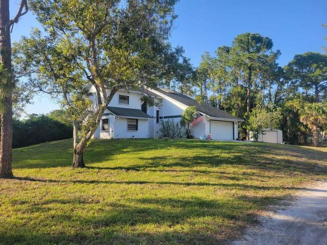 13265 Orange Grove Boulevard, The Acreage, FL 33470 (MLS #RX-10708126) :: Berkshire Hathaway HomeServices EWM Realty