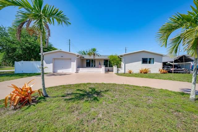 7191 SW 3rd Street, Pembroke Pines, FL 33023 (MLS #RX-10708178) :: The Jack Coden Group
