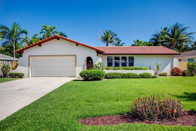4363 Elm Avenue, Palm Beach Gardens, FL 33410 (#RX-10708240) :: Real Treasure Coast