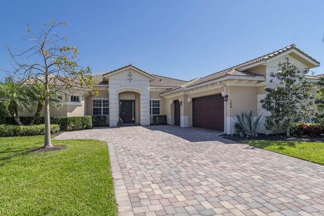 166 Citadel Circle, Jupiter, FL 33458 (MLS #RX-10708252) :: The DJ & Lindsey Team