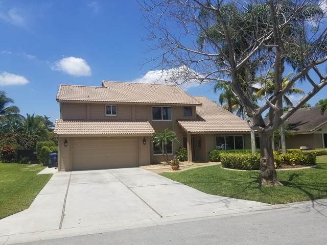 166 NW 104th Terrace, Coral Springs, FL 33071 (#RX-10708257) :: Signature International Real Estate