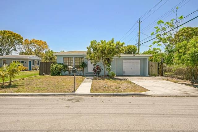 1249 N 18th Avenue, Lake Worth Beach, FL 33460 (MLS #RX-10708293) :: The Jack Coden Group