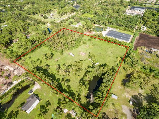 13050 24th Court N, Loxahatchee Groves, FL 33470 (MLS #RX-10708302) :: Berkshire Hathaway HomeServices EWM Realty