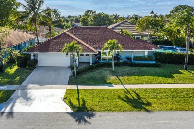 1333 Sailboat Circle, Wellington, FL 33414 (MLS #RX-10708313) :: The Jack Coden Group